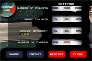 Zombie Outbreak Simulator iPhone screenshot 2