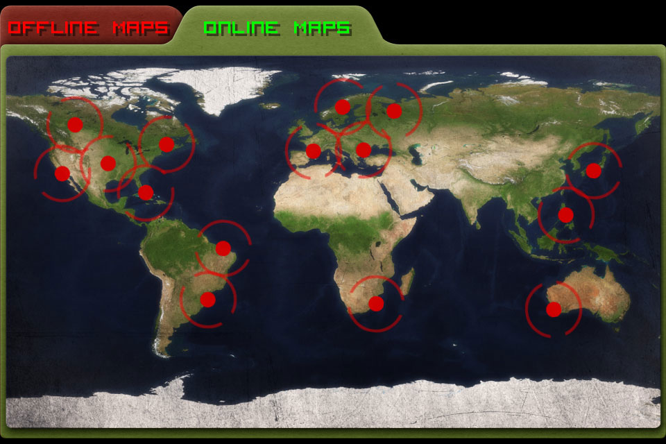 Class 3 Outbreak - Zombie Outbreak Simulator on iPhone, iPad and